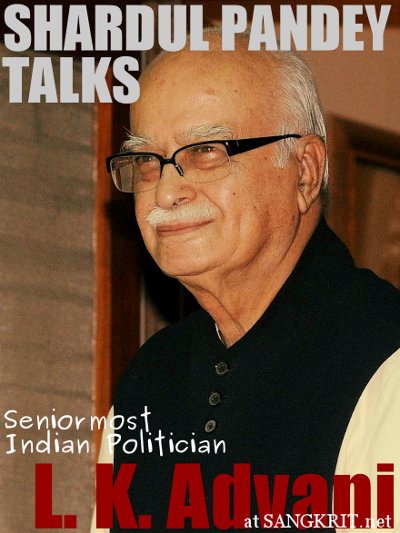 Shardul Pandey Talks L. K. Advani