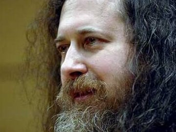 richard stallman Shardul Pandey Talks To L. K. Advani & Richard Stallman