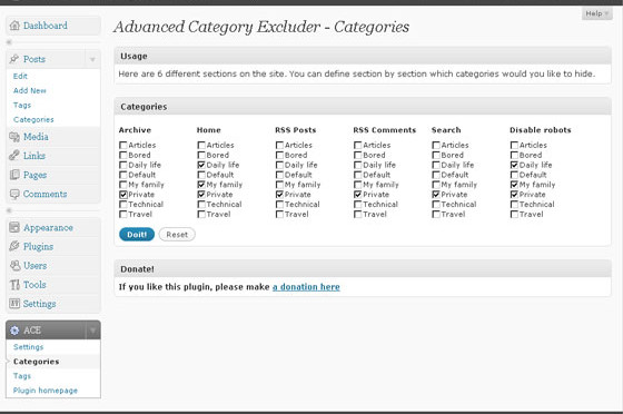 Easiest Way To Exclude Certain Tags & Categories From Home Page Of Your WordPress Site