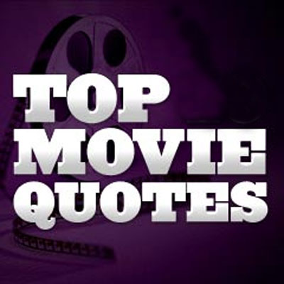 100 movie quotes poster