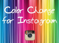 How To Change Your Instagram Page Color?