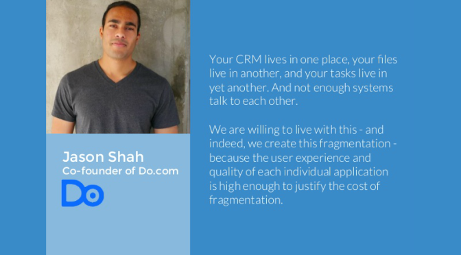 Shardul Pandey Talks To Jason Shah, Founder of DO.com