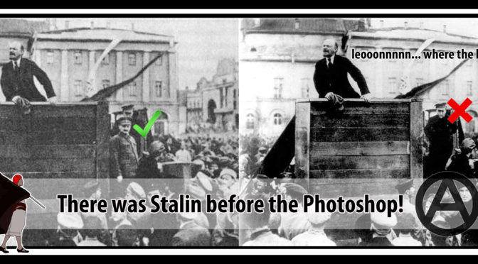 Stalinism Is Continued Through Internet Age And Its Smartphone Stage